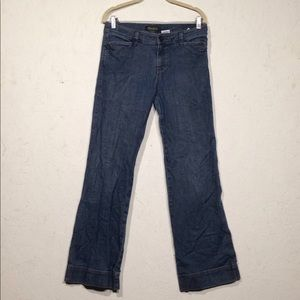 Eddie Bauer | Boot Cut Dark Wash Jeans Size 6